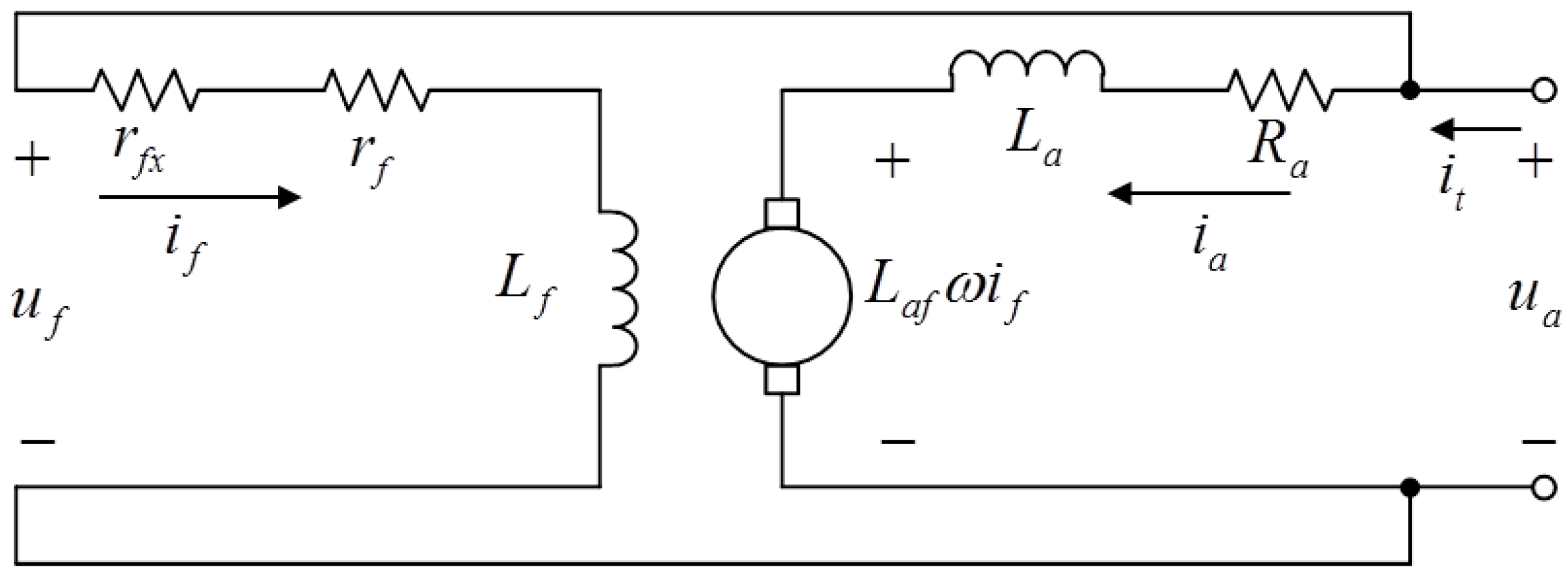 shunt motor wiring diagram trailer 6 way plug brushed dc servo control electronics