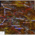 Geosciences Free Full Text Present Glaciers Of Tavan Bogd Massif In The Altai Mountains Central Asia And Their Changes Since The Little Ice Age Html