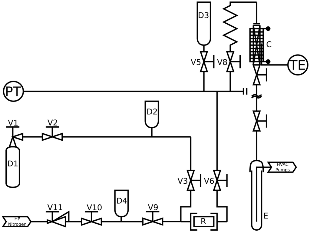 Oil Pressure Schematic