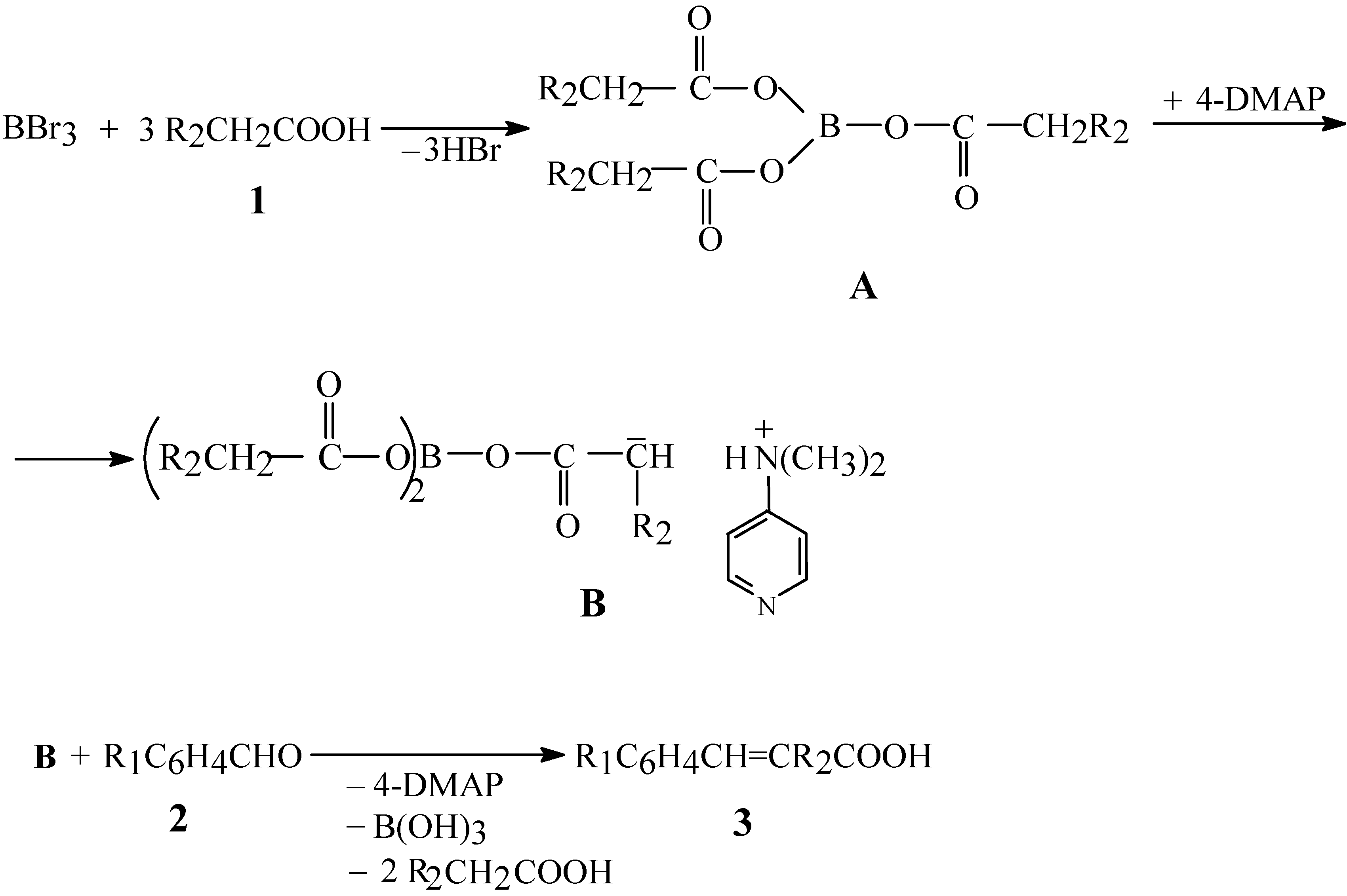 Molecules   Free Full-Text   A Novel Approach in Cinnamic Acid Synthesis: Direct Synthesis of Cinnamic Acids from Aromatic Aldehydes and Aliphatic ...