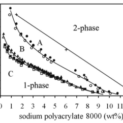 Polyethylene Phase Diagram Urinary System And Functions Polymers Free Full Text Diagrams Of The Aqueous