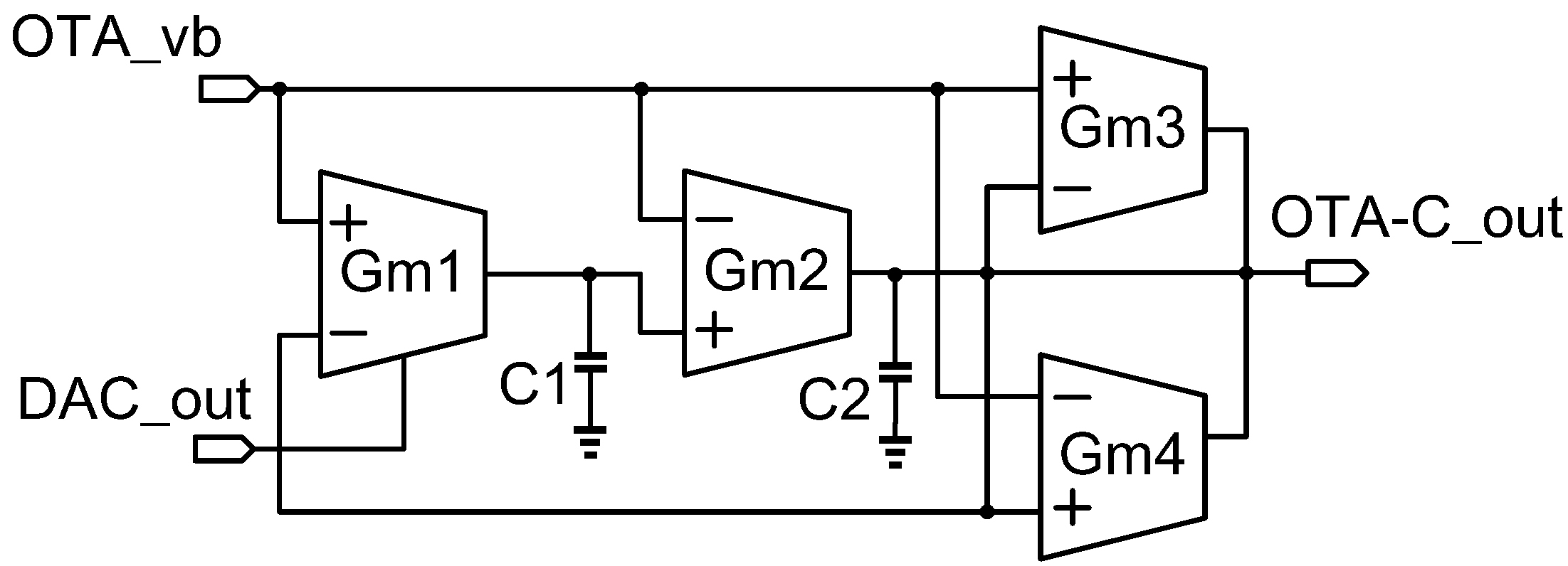 A C System Schematic