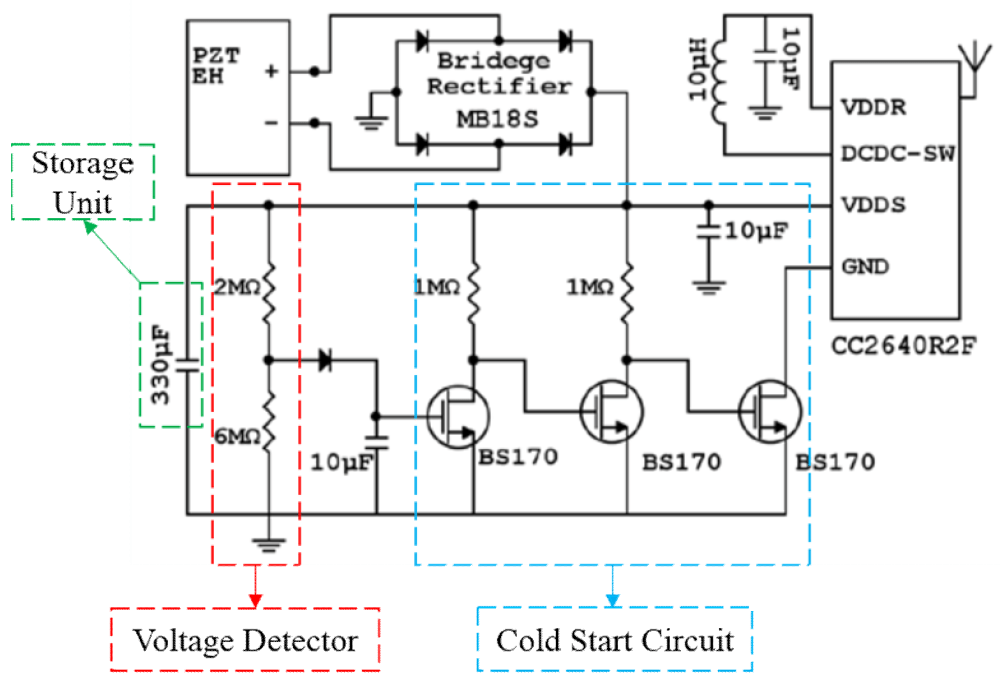 medium resolution of sensors free full text a simple wireless sensor node system for simple detector wireless electricity circuit diagram