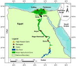 Water Free Full Text The Performance Of Satellite Based Actual Evapotranspiration Products And The Assessment Of Irrigation Efficiency In Egypt Html