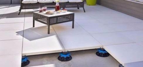 Plot Terrasse Reglable Pour Dalles H Mm Cx