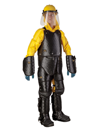TurtleSkin MFA WaterArmor Torso  Water Armor Safety Gear