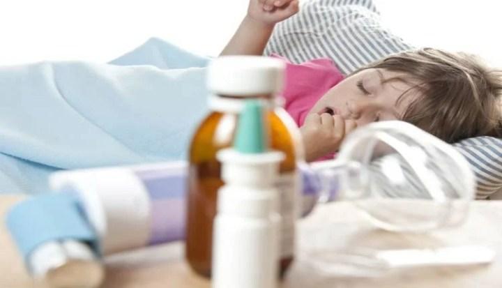 Bronquite ou asma