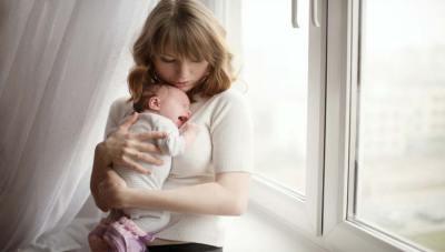 Cólicas no bebê