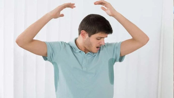 Hiperhidrosis