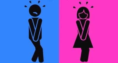 Vontade de urinar