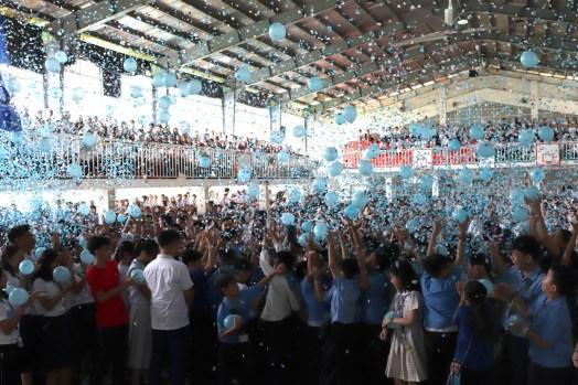 Send-off ceremony, nagbigay basbas sa mga delegado ng BulPriSA, Press Con