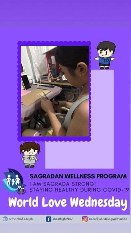 Sagrada Strong Wellness Program Participants
