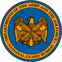 National Guard Bureau Logo