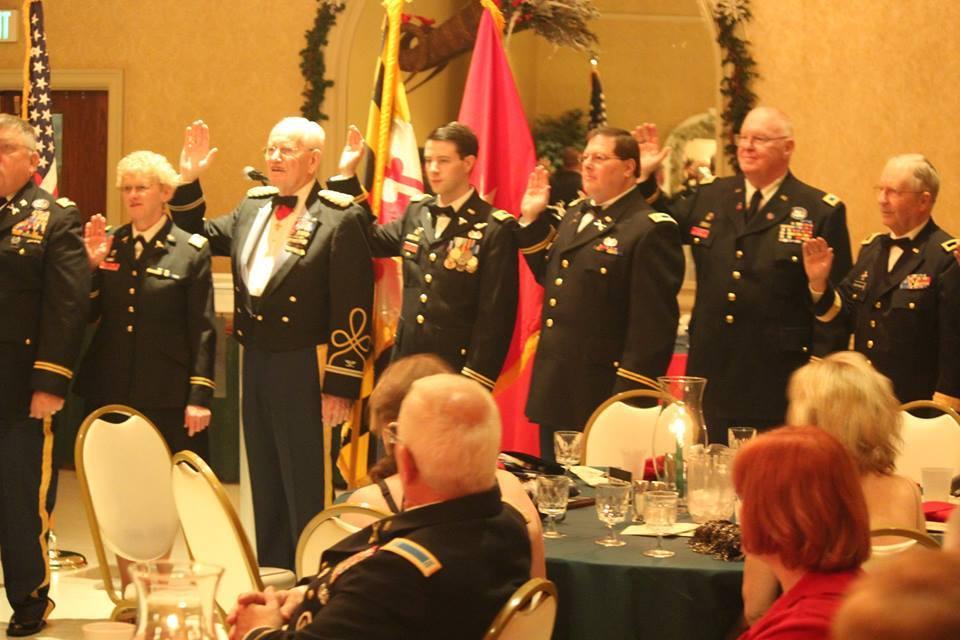 Swearing in of 2015 MDSGA officers - image