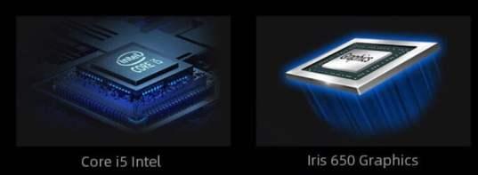 Chuwi CoreBook X core