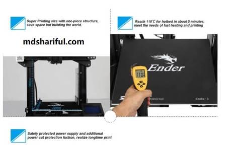 Creality Ender 3 3D Printer review