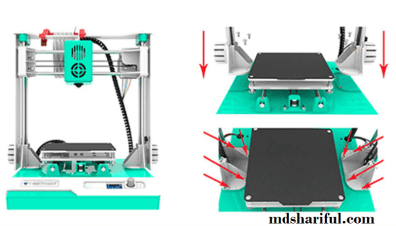 Easythreed K2 Plus 3D Printer