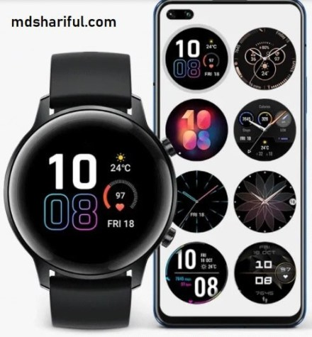 Honor MagicWatch 2 mods