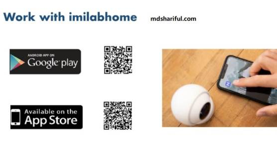 IMILAB C20 apps