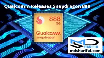 Qualcomm Releases Snapdragon 888