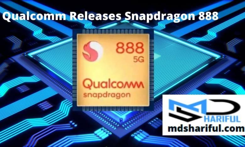 Qualcomm Releases Snapdragon 888