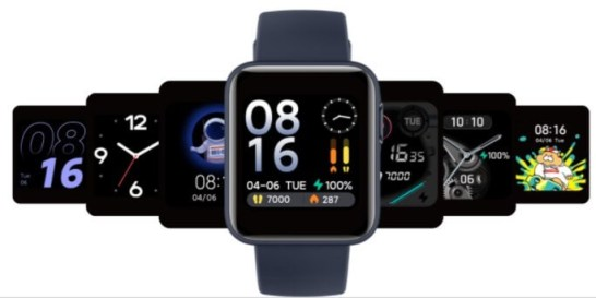 Xiaomi Mi Watch Lite display