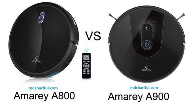 Amarey A800 vs A900