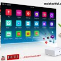BYINTEK R19 2K Smart Projector features
