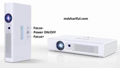 BYINTEK R19 2K Smart Projector