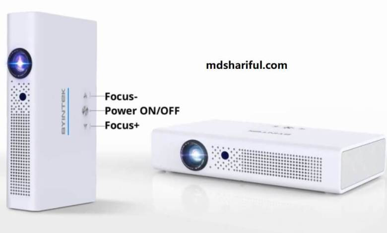 BYINTEK R19 2K Smart Projector