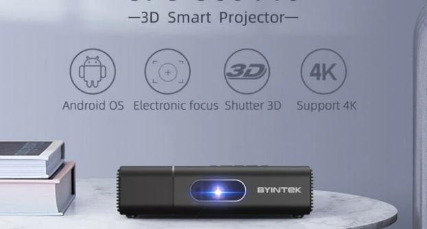 BYINTEK U30 Pro design