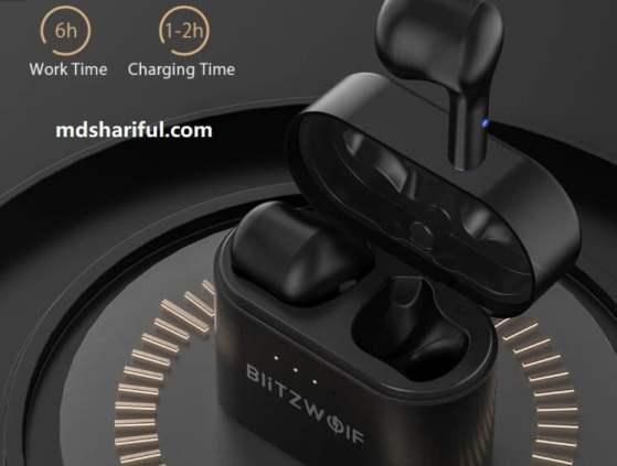 BlitzWolf BW-FYE9 TWS Earbuds review