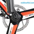 CMACEWHEEL N26 braking