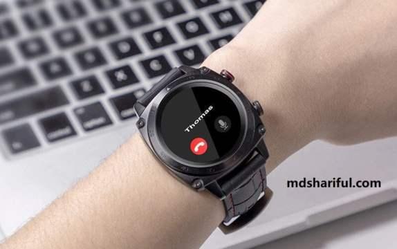 Cubot C3 Smartwatch calling