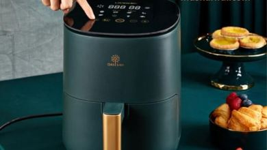 LIVEN G-5 Smart Oil-free Air Fryer design