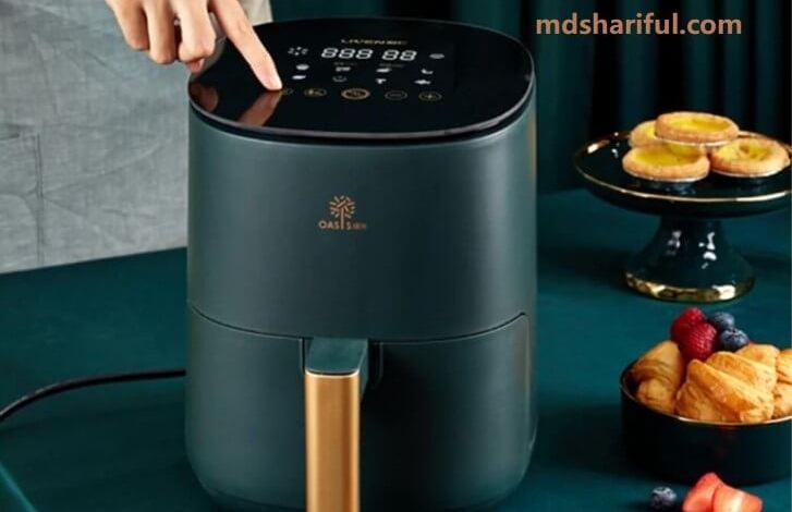 LIVEN G-5 Smart Oil-free Air Fryer design