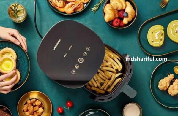 LIVEN G-5 Smart Oil-free Air Fryer performance