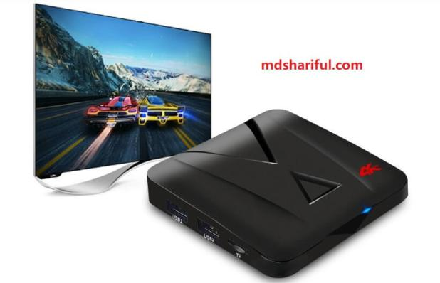 MX10 Mini Smart TV Box features