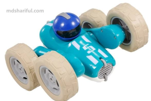 UD2210A RC Stunt Car features