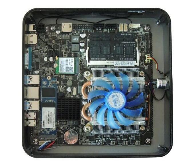 VIEWNOTE Mini-PC design
