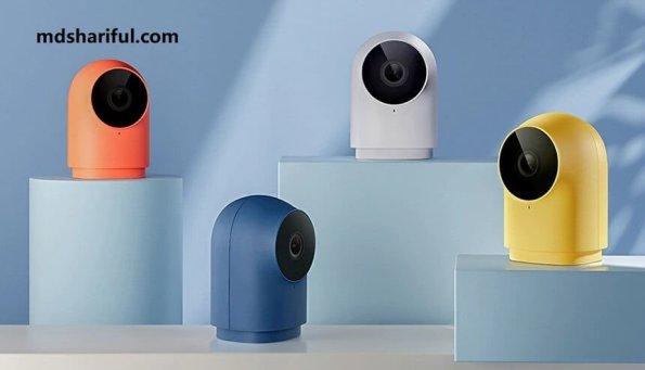 Xiaomi Aqara G2H security camera review