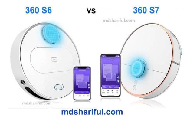 360 S6 vs S7