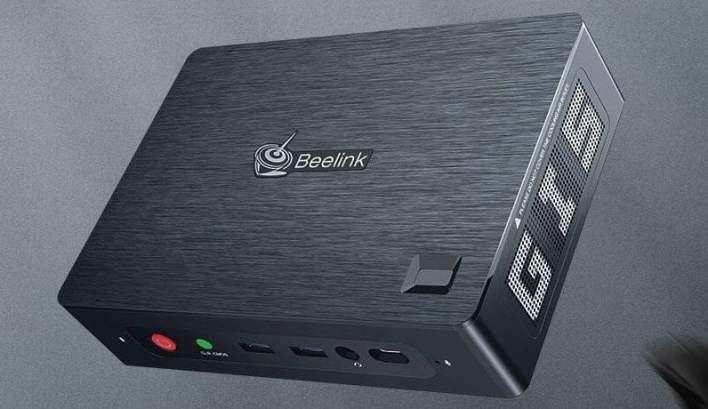 BEELINK GTI10 design