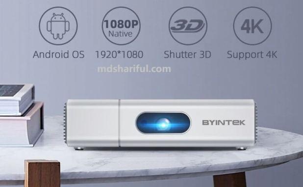 BYINTEK U50 pro design