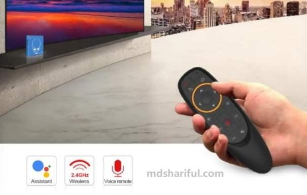 Beelink GT-King Pro remote control