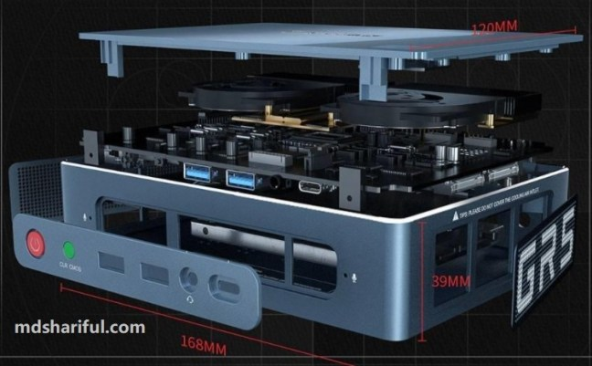 Beelink GT-R pro hardware