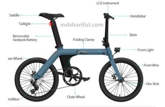 FIIDO D11 design