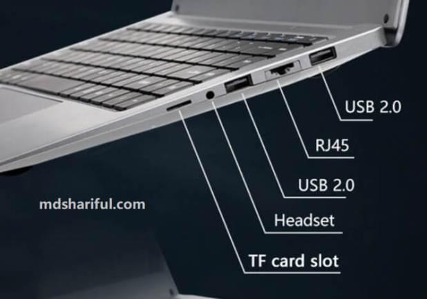 KUU Sbook M features