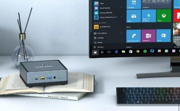 Minisforum UM700 design