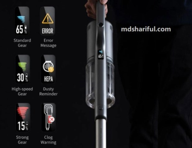 ROIDMI NEX 2 Pro features
